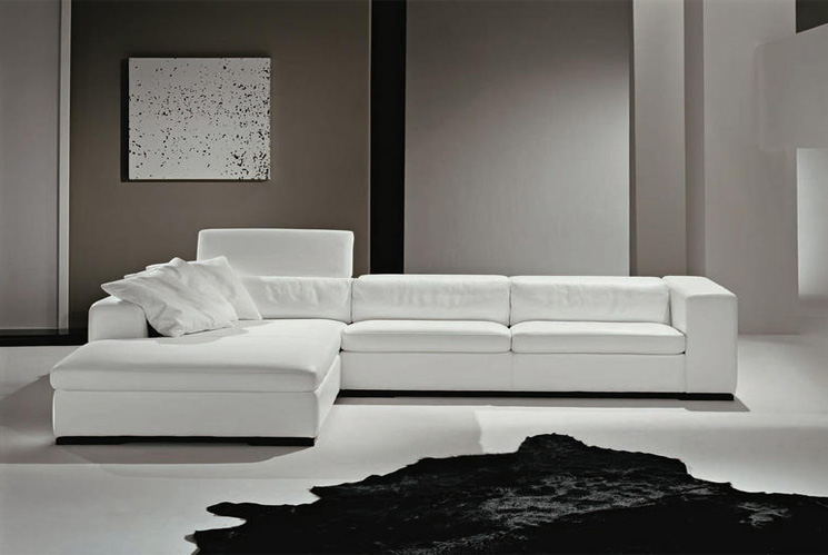 Divano su misura treviso - Rivestimento divano costo ...